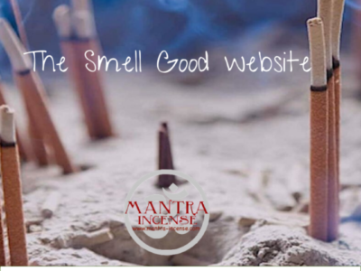 The Smell Good Website