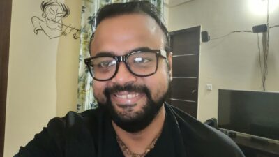 Rohan Das from Noida is into technical sales